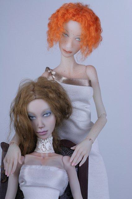 Кукла из материала своими руками мастер класс