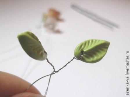 Как своими руками сделать розу из полимерной глины - мастер-класс для начинающих с фото и видео уроками