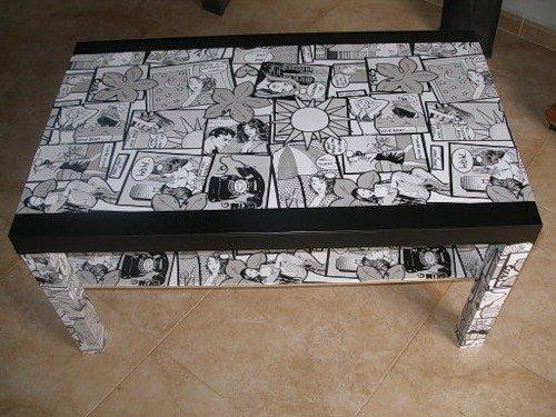- Muebles craquelados ...
