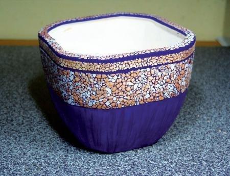 Декупаж цветочных горшков своими руками салфетками, работа с глиняными и пластиковыми горшками