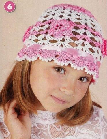 Вязание крючком: Вязанное Спицами Платье Для Девочки