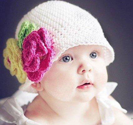 Схемы вязания детской шапочки