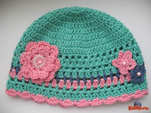 Зеленая шапочка
