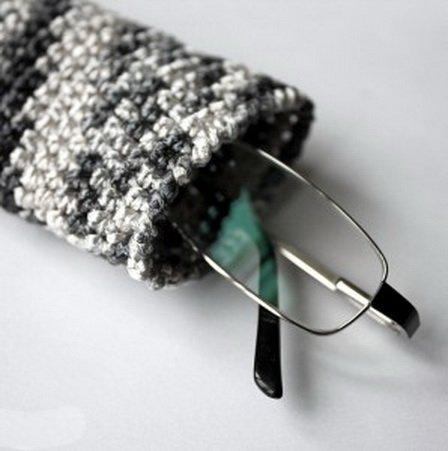 схема вышивки чехла для очков
