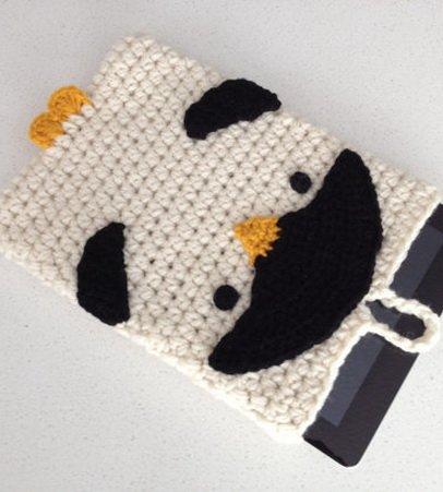 В виде панды