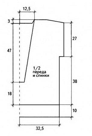 Как связать сетку крючком схема фото 519