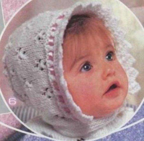 Связать новые модели шапок для женщин спицами: схемы и