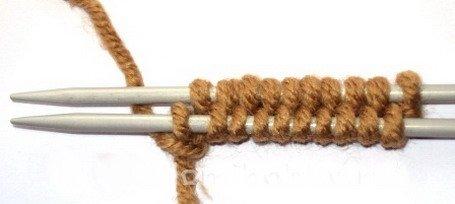 Как вязать без шва на круговых спицах