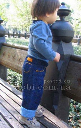 В стиле джинсов