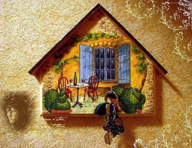 Как сделать двери в дом своими руками