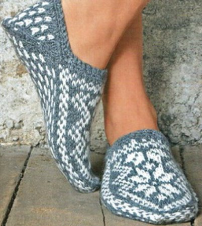 Норвежским плетением