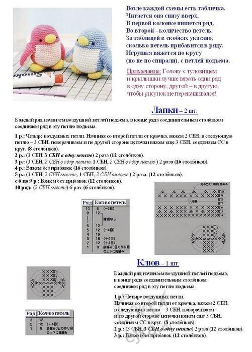 Вязаные мочалки игрушки крючком со схемами и описанием