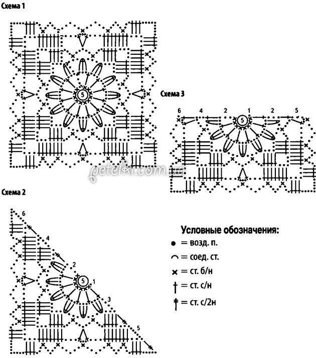 Вязание крючком кардиганы подробные схемы 181
