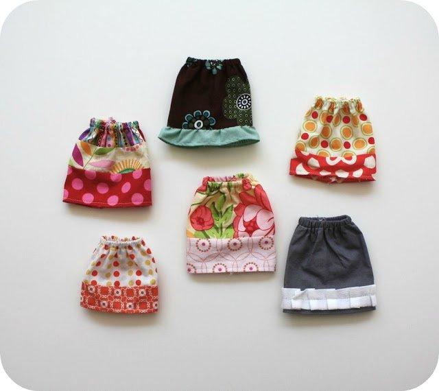 Что можно шить для куклы