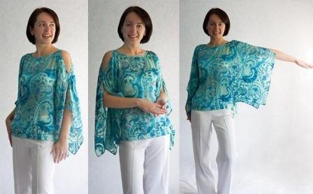 Как платье сделать длинней