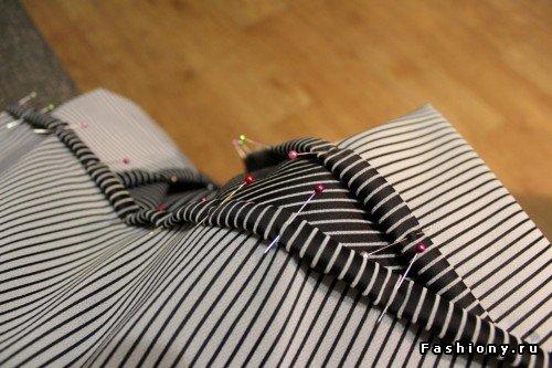 Сшить юбку колокол своими руками с выкройкой