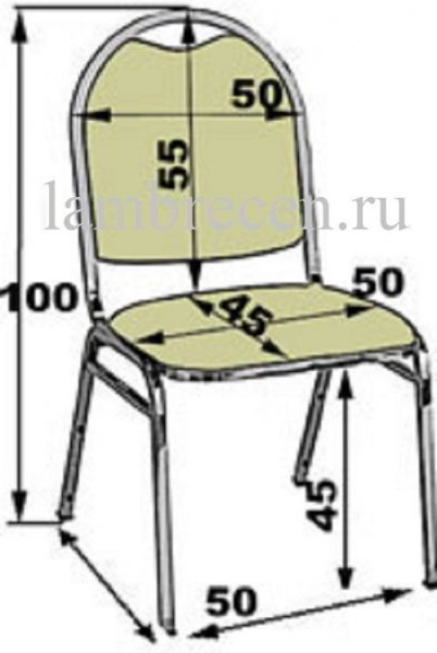 Как сшить чехлы на стулья своими руками выкройки 315