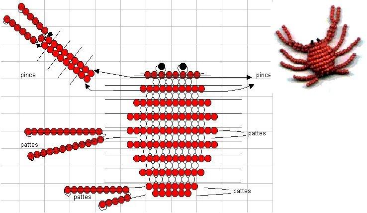 Что можно сделать из бисера своими руками: видео и схемы для начинающих