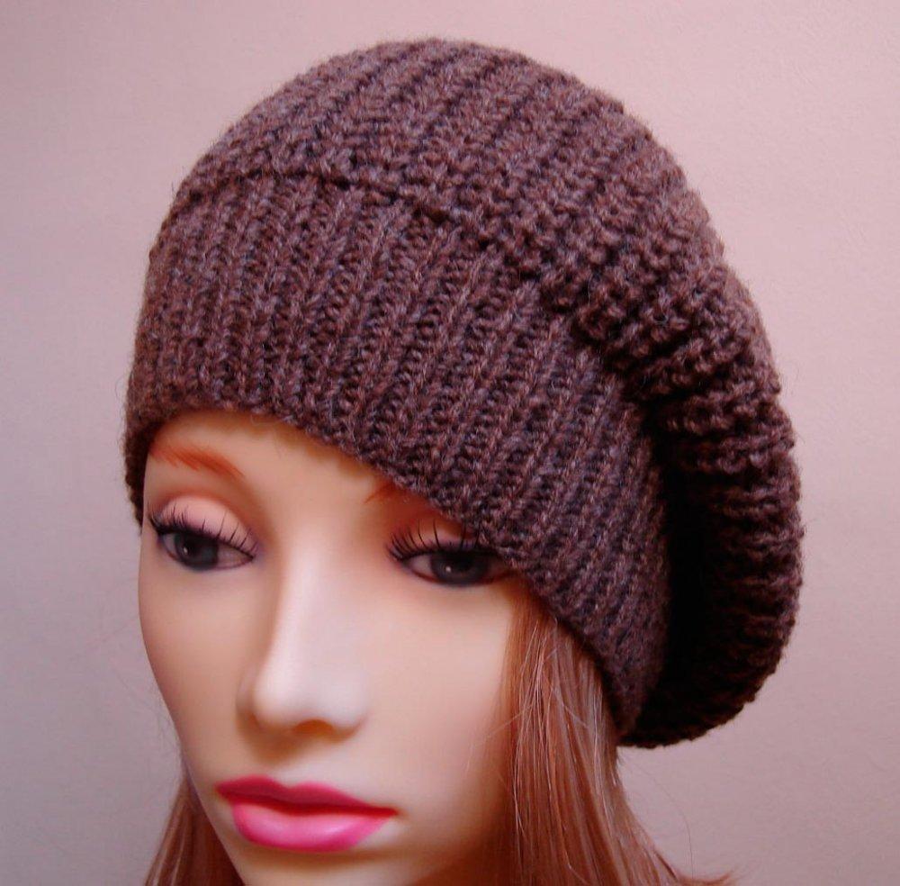 Вязаные шапки для женщин крючком: схемы и советы по ходу ...