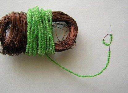 Кактус из бисера: схема плетения и мастер-класс с фото и видео