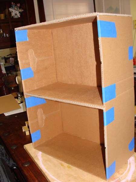 Сделать мебель для кукольного домика своими руками 154