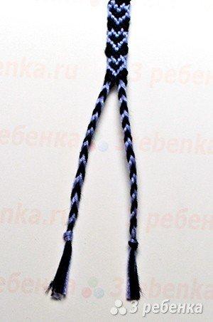 Плетение фенечек из ниток: инструкции для начинающих рукодельниц