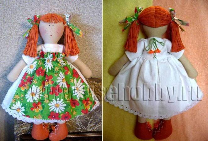 Кукла на метле своими руками фото 831