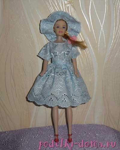 Сшить сапожки для куклы Одежда для куклы 82