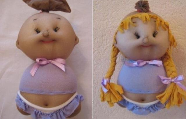 Кукла на метле своими руками фото 798