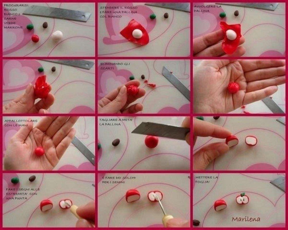 Изготовление бижутерии из полимерной глины своими руками