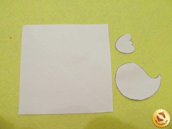 Схемы поделок из фетра своими руками: фото с выкройками