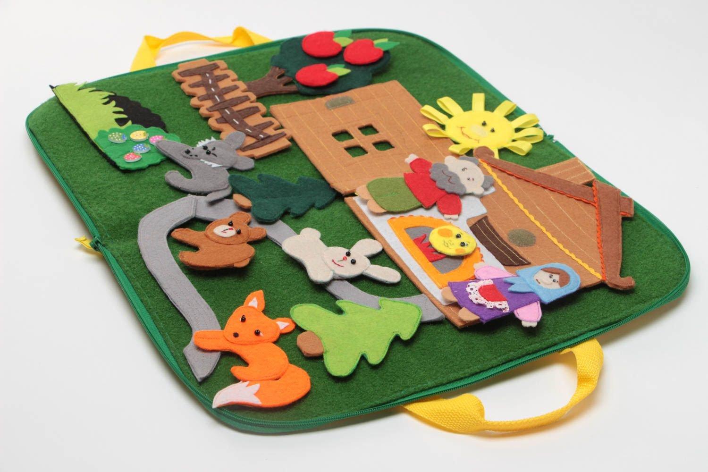 Аппликация из листьев в школу и детский сад своими руками