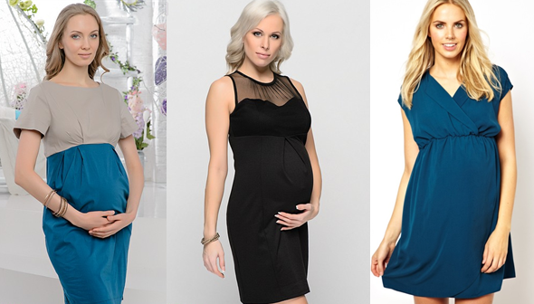 Платье для беременных своими руками фото