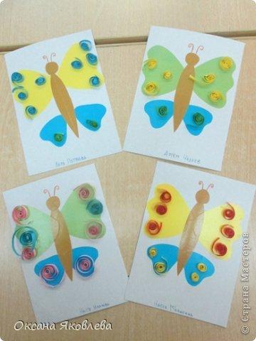 Схемы квиллинга для детей: поделки и мастер класс для детей