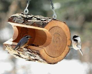 Кормушки для птиц из подручных материалов своими руками: из фанеры и из коробки