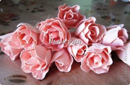 Мастер класс по розам из фоамирана: мк и выкройка