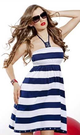 Выкройки платьев для начинающих: лёгкие и простые платья без затрат