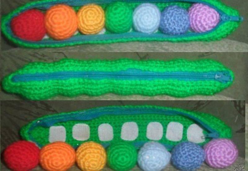 Развивающие игрушки своими руками: мягкие вязаные игрушки ...