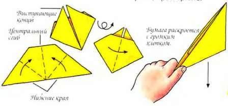 Как сделать бумаги хлопушку
