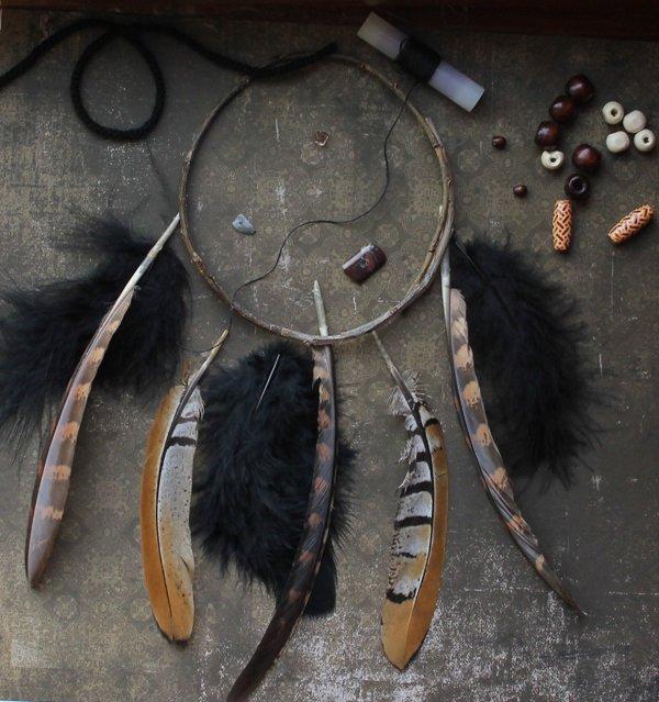 Ловец снов как сделать своими руками