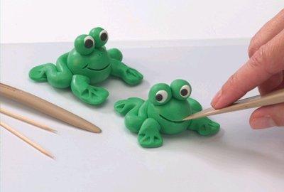 Что можно сделать своими руками пластилин фото 784