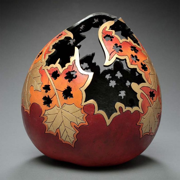 Фото поделок из тыквы своими руками: из декоративной тыквы, из тыквы и кабачков на праздник хэллоуин