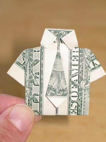Рубашка бумаги галстуком схема фото 147