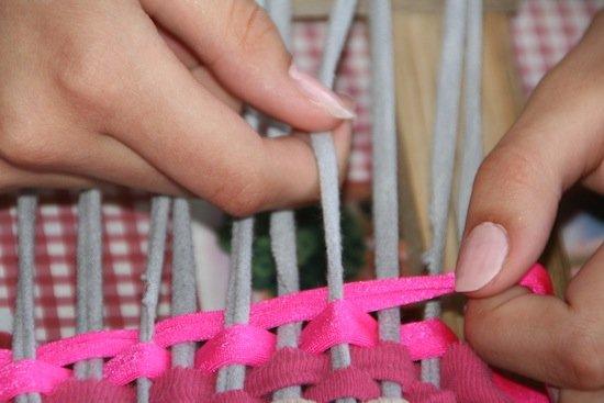 Коврики из лоскутков ткани своими руками: мастер класс как связать из полосок и остатков ткани