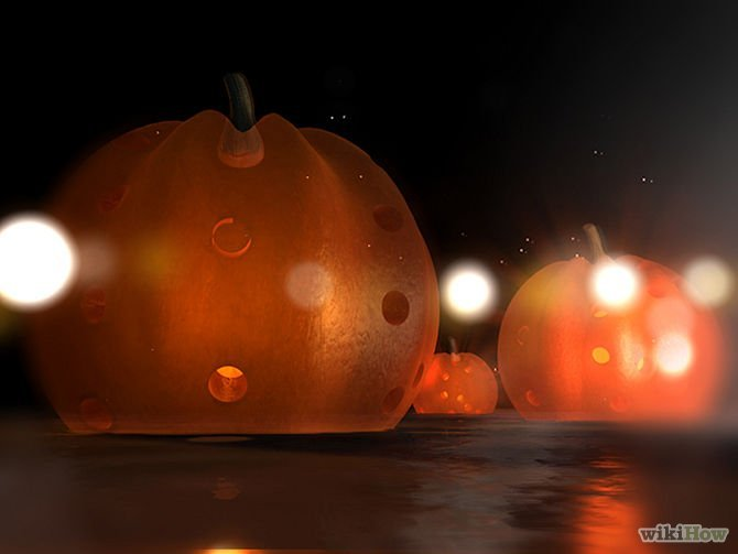 Декорации на хэллоуин своими руками: идеи декора дома и украшение комнаты с фото