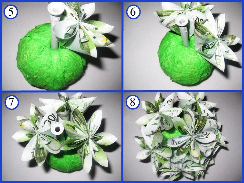 Из чего можно сделать цветок в горшке своими руками фото 80