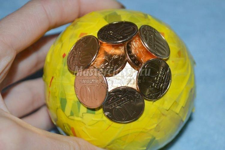 Монета своими руками с детьми