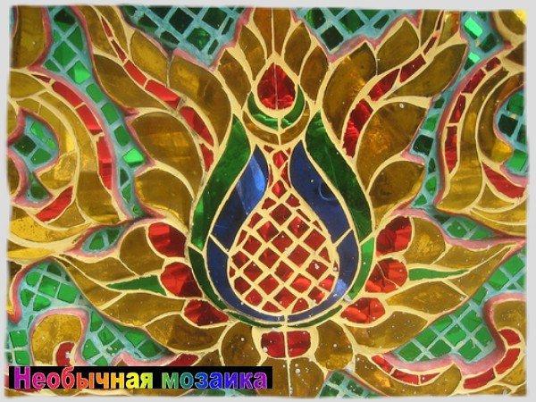 Стол из мозаики своими руками - фото и инструкция Своими 43