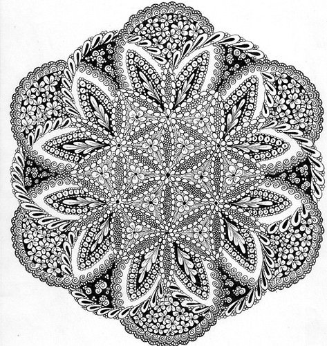 Картинки для точечной росписи тарелок 166
