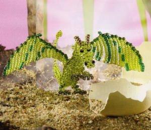 Как сплести дракона из бисера: схема как сделать брелок своими руками (с фото-инструкцией пошагово)